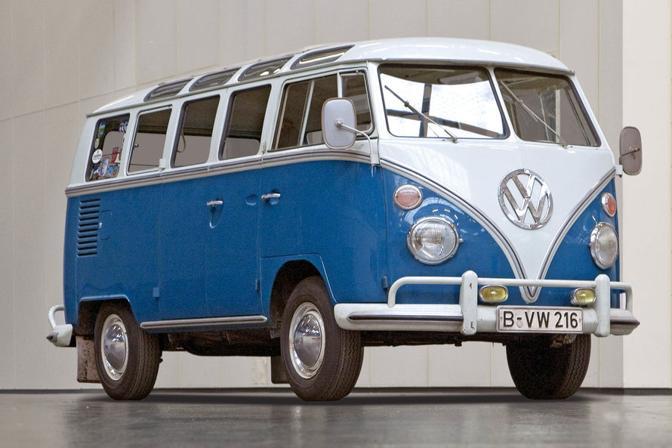 Le nuove auto la gazzetta dello sport for Furgone anni 70 volkswagen