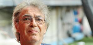 Massimo Moratti. Ansa