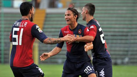 Серия А. 4-й тур. Возвращение Милито, голевой дебют Льоренте и незабитый пенальти Балотелли - изображение 1