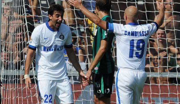 Серия А. 4-й тур. Возвращение Милито, голевой дебют Льоренте и незабитый пенальти Балотелли - изображение 3