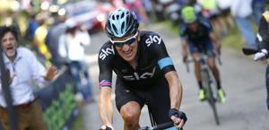 Bradley Wiggins, al Giro di'Italia 2013. Bettini