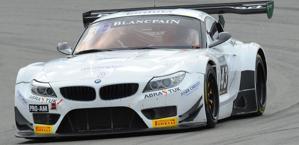La BMW Z4 Roal Motorsport