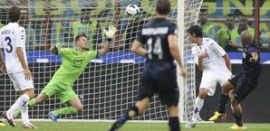 Jonathan fulmina Neto: Inter batte Fiorentina 2-1. Ap