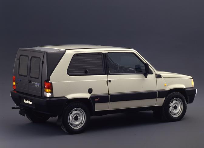 Le nuove auto la gazzetta dello sport for Fiat panda 4x4 sisley usata