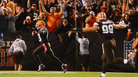 Una fase di Cleveland-Buffalo. Reuters