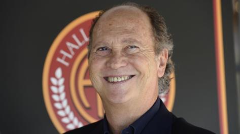 Paulo Roberto Falcao, 60 anni, 152 presenze con la maglia della Roma. Ansa