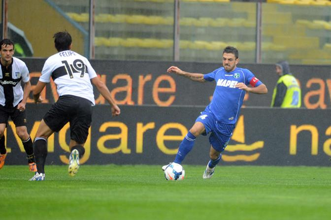 parma 1 3 sassuolo milan - photo#9