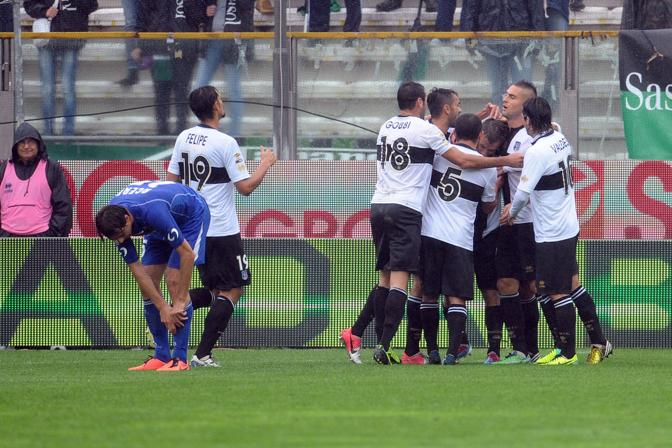 parma 1 3 sassuolo milan - photo#2