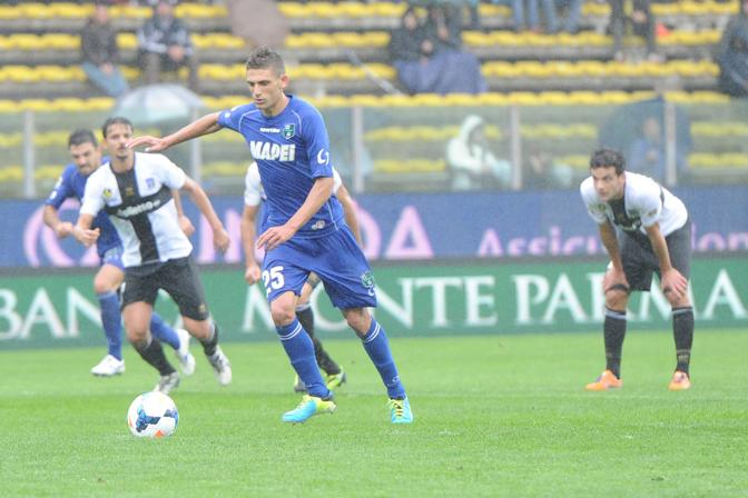 parma 1 3 sassuolo milan - photo#6