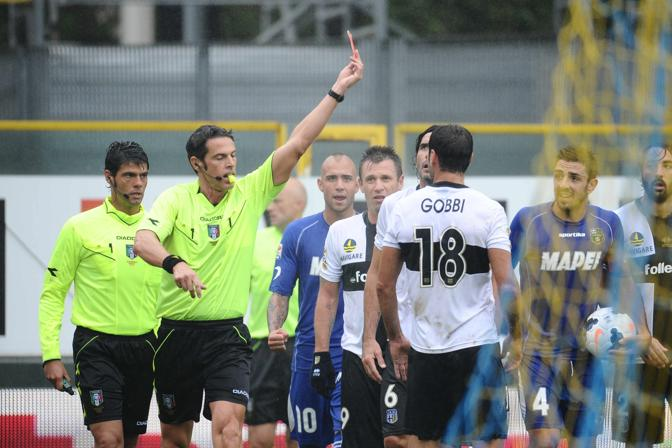 parma 1 3 sassuolo milan - photo#22