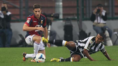 Sime Vrsaljko, 21 anni, prima stagione in Italia. Ansa