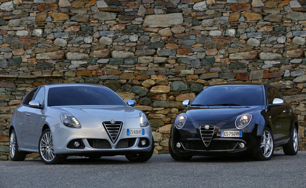 Foto Alfa Mgzoom on Alfa Romeo Mito