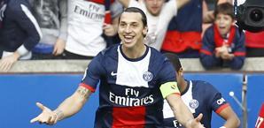 Zlatan Ibrahimovic, 32 anni, fuoriclasse di Svezia e Psg. Ap