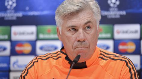 Carlo Ancelotti, 54 anni. LaPresse