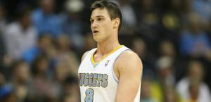 Danilo Gallinari, 25 anni, fermo per infortunio da aprile. Usa Today Sports