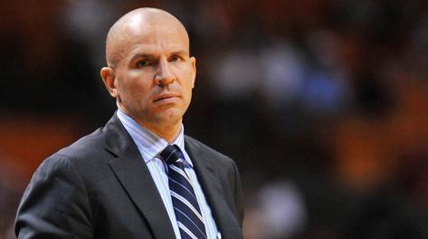 Jason Kidd, coach di Brooklyn, è alla prima esperienza in panchina. Usa Today Sports