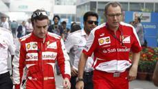 Alonso e Ferrari ai ferri corti Domenicali: \