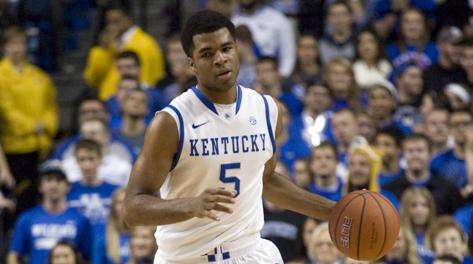 Andrew Harrison, matricola di Kentucky. Usa Today Sports