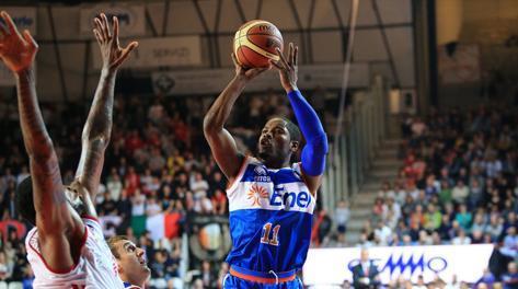 Jerome Dyson, 26 anni, ha giocato in Nba a New Orleans ed è stato top scorer in Israele (Ciam)