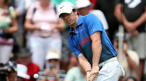 Rory McIlroy, ex numero 1 del mondo. LaPresse