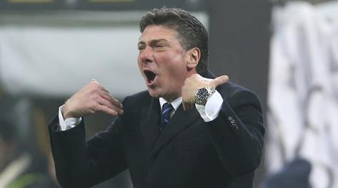 Walter Mazzarri, 52 anni, tecnico dell'Inter. Ap