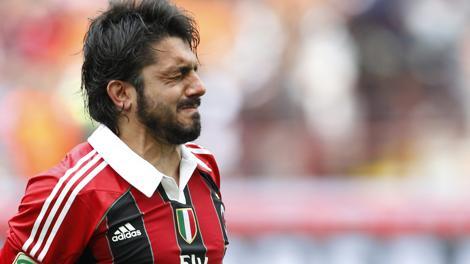 Gennaro Gattuso, 35 anni. Ap
