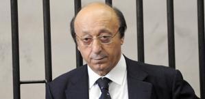 Luciano Moggi, 76 anni. LaPresse