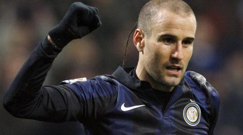 Palacio è l'uomo derby. Reuters