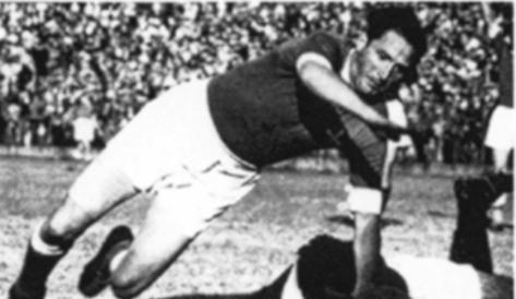 Silvio Piola, 86 gol con la maglia del Novara