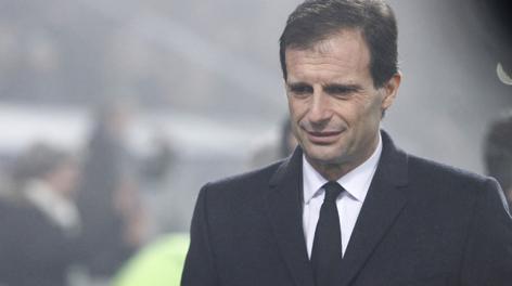 Massimiliano Allegri, 46 anni, è stato l'allenatore del Milan dal 25 giugno 2010 al 13 gennaio 2014. LaPresse