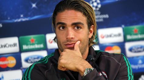 Alessandro Matri, 29 anni. Ansa