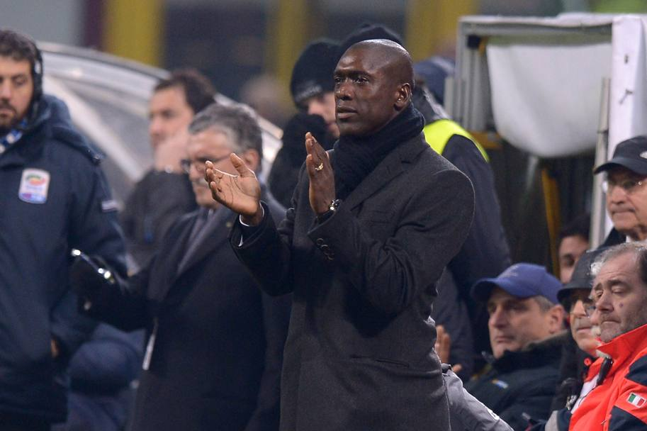 Applausi di Seedorf. LaPresse