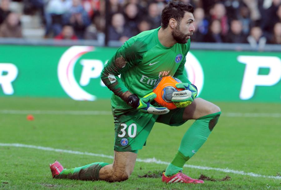 Salvatore Sirigu (Afp)