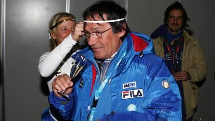 Flavio Roda, presidente Fisi. Omega