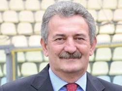 Carlo Rossi, presidente del Sassuolo. Arch. Gazz.