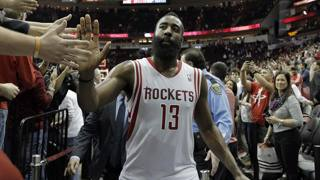 James Harden, 24 anni, guardia dei Rockets. Usa Today