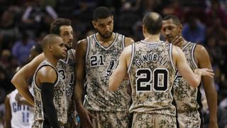 Gli Spurs sono in vetta alla Nba con 46 vinte e 16 perse. Usa Today Sports