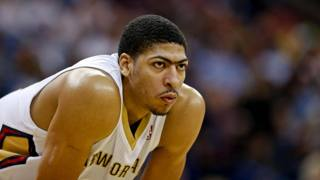 Anthony Davis, 21 anni, seconda stagione in Nba. Usa Today Sports