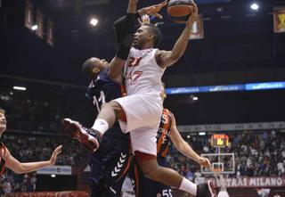 Keith Langford, capocannoniere di Eurolega