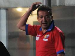 Antonino Pulvirenti, 52 anni, presidente del Catania. Ansa