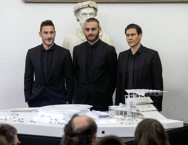 Рома представила проект нового стадиона - изображение 1