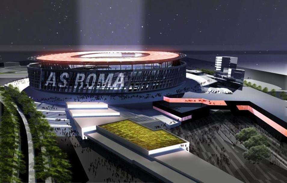 Risultati immagini per stadio roma