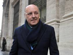 Beppe Marotta, 57 anni. Ansa