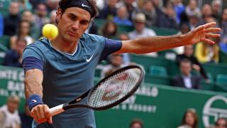 Roger Federer, n�4 del ranking. Action Images