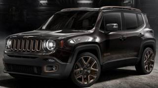 La nuova Jeep Renegade Apollo