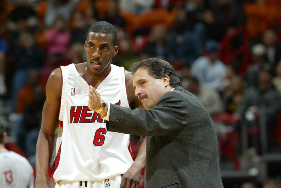 Van Gundy parla con Eddie Jones