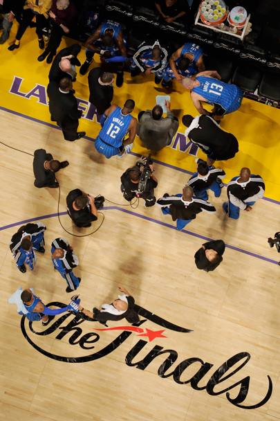 In quelle Finals per� i Magic cedono ai Lakers