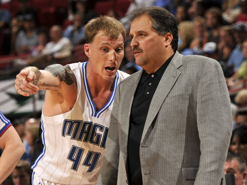 Van Gundy e Jason Williams