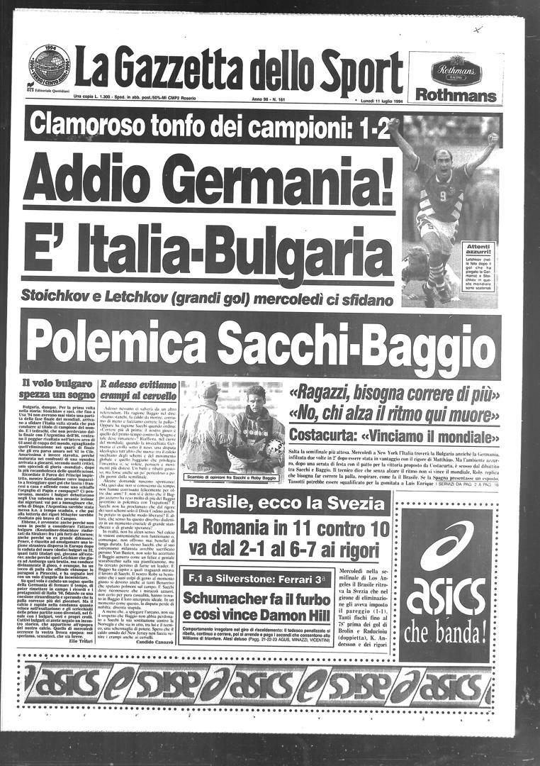 gazzetta dello sport calcio - photo #46