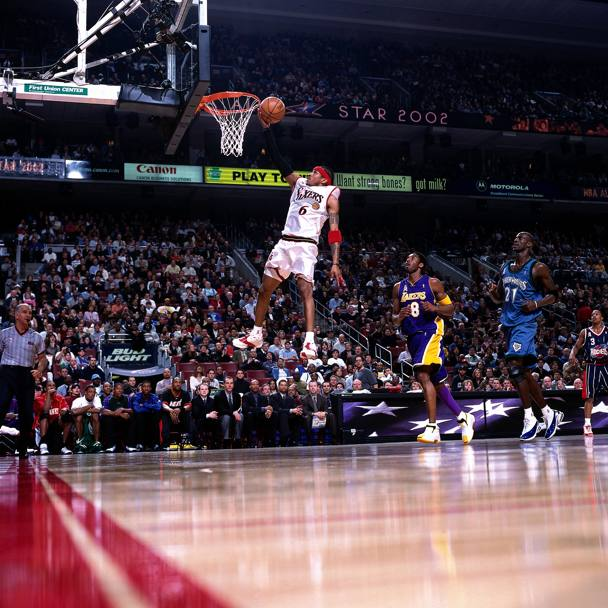 All Star Game 2002 (Nba/Getty Images)
